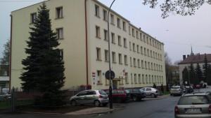 Budynek Pogotowia Ratunkowego w Rzeszowie