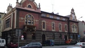 Budynek Starostwa Powiatowego w Bochni