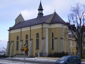Kościół w Dębicy